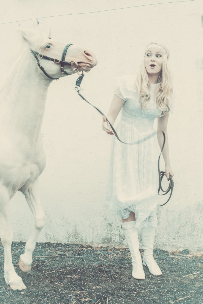 Brides and Horses in a Neverland