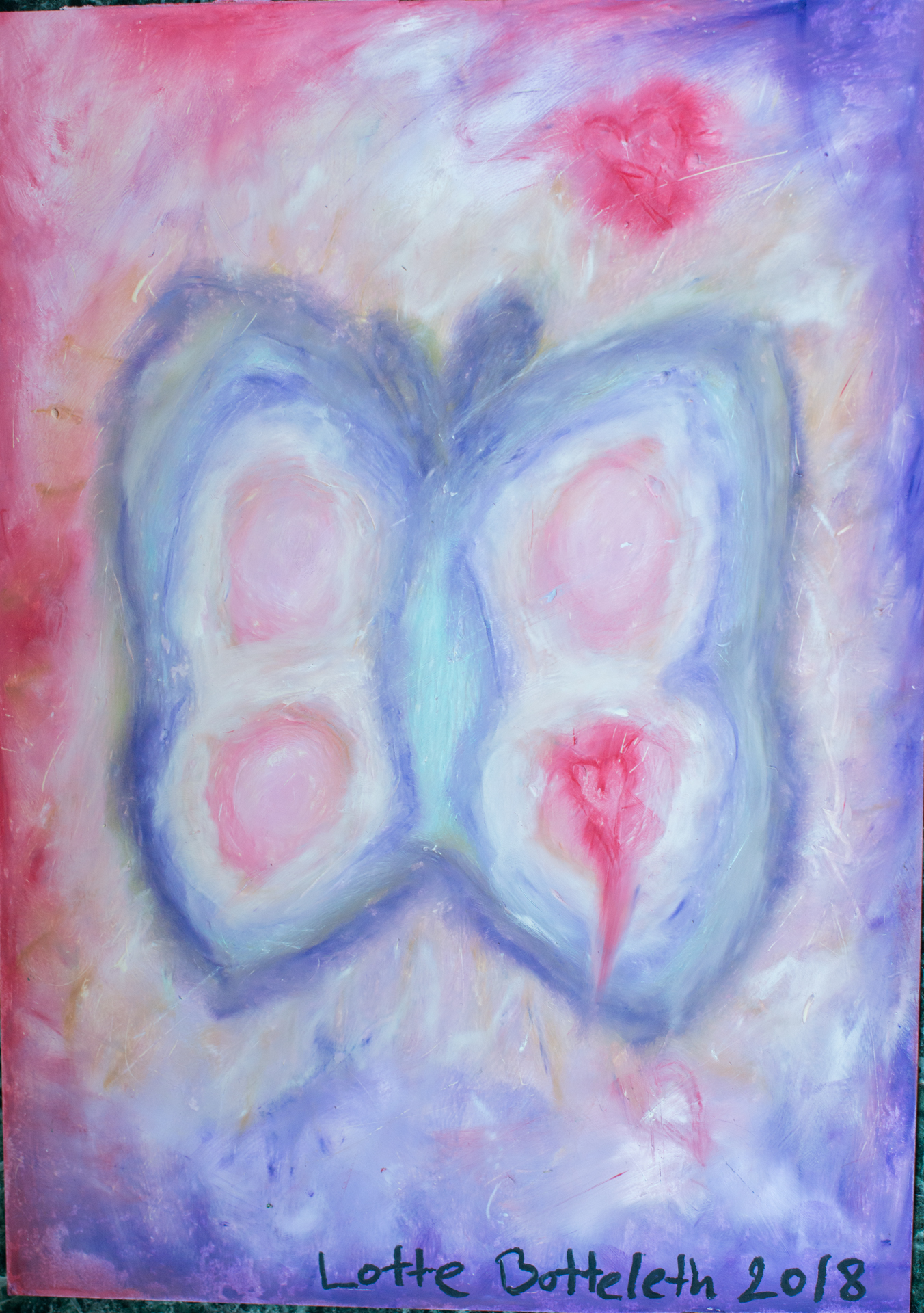 Butterfly Deva