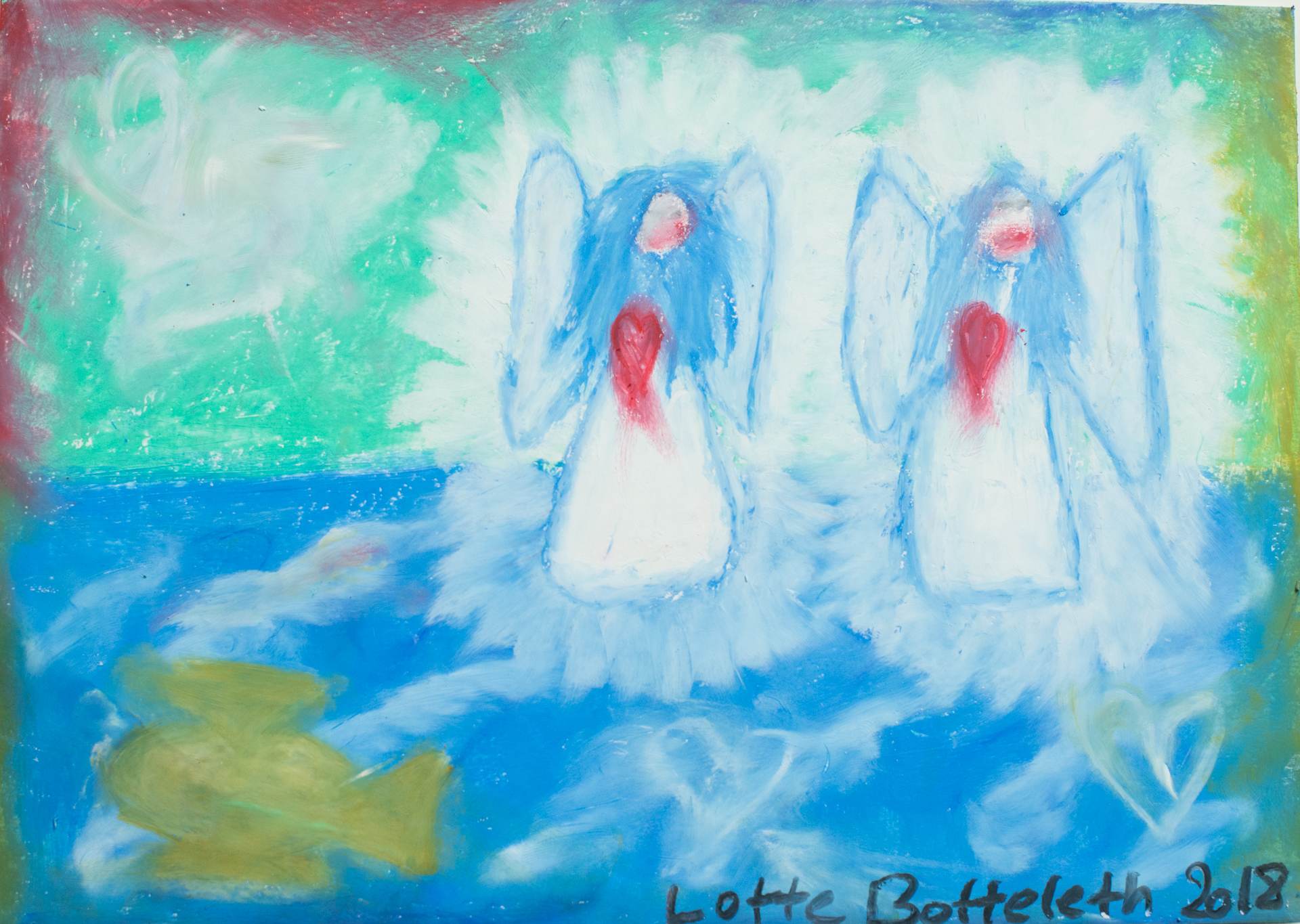 Angels of the Fish